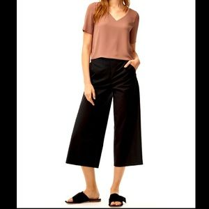 Aritzia Babaton Manolo Wide-leg Cropped Pant